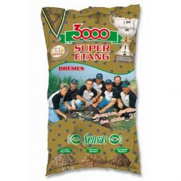 Прикормка Sensas 3000 Super Etang Bremes 1 кг (Лещ)